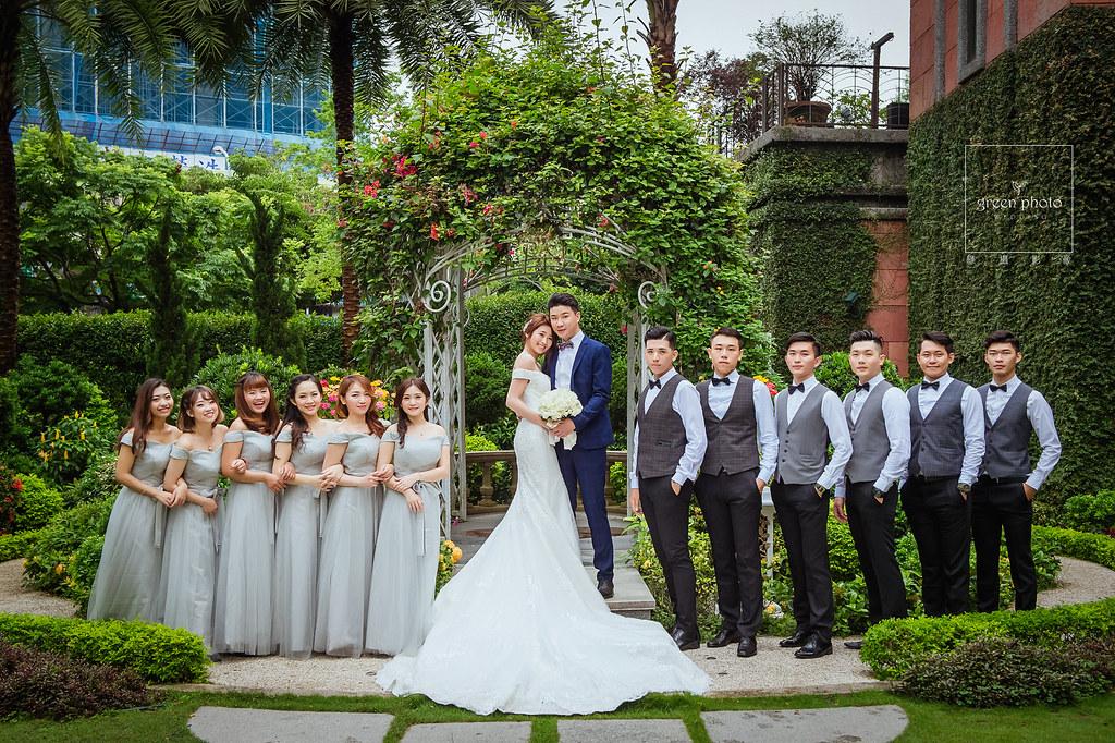[婚攝] Josh&Lulu 婚禮記錄@維多利亞飯店