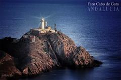 Faro Cabo de Gata (Juan Carlos Balbás) Tags: faro lighthouse andalucía almería cabodegata