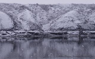 June Snow Fall