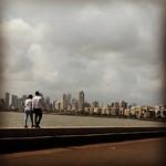 #mumbai #marinedrive #mobilephotography thumbnail