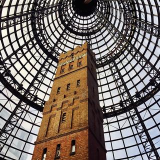 Melbourne Central - Shot Tower