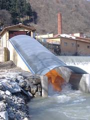 Centrale idroelettrica Vaiano (PO)