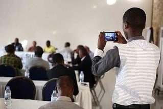 The Launch of Youth Entrepreneurship Training Programme (YETP) | Kigali, 26 May 2017