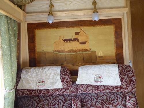 Belmond Northern Belle Interior Duart