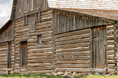 Mormon Row barns and scenes