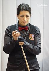 Irena Hambalkova - Czech Republic (Ton Smilde) Tags: irenahambalkova biljarten billiardplayers billiards threecushion billiard 2017worldchampionshipladies biljartenzoersel billiardsworldchampionshipladies