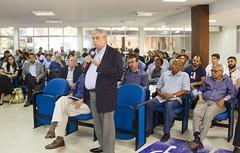 Senador Garibaldi Filho participou do evento