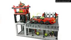 M:Tron Base (BricksTreasure) Tags: mtron lego moc base space