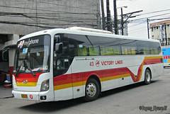 [56th] Victory Liner 43 (JR Joban line) Tags: hyundaiuniversespaceluxury hyundaid6ab busesinthephilippines philippinebuses manila victorylinercubao victorylinerinc kmjkj18bpac9