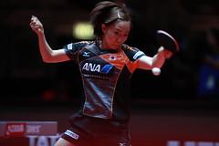 ISHIKAWA Kasumi_2017WTTC_PRG_6014 (ittfworld) Tags: tabletennis sport world worldchampionships action speed racket pingpong ping dusseldorf germany