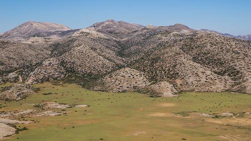 Crete, Nida Plateau