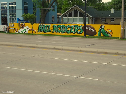 Hail Rodgers Painting