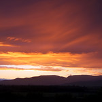 Vibrant sunset thumbnail