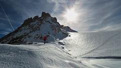 Poncione di Cassina Baggio (2859m) e Chüebodengletscher - Ticino - Svizzera (Felina Photography) Tags: hiking alpinism alpinime alpinismo glacier ghiacciaio gletsjer chüebodengletscher ghiacciaiodelchüeboden gerenpass hiker alpinist alpinista mountaineer mountaineering montanaro