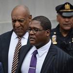 From flickr.com: Bill Cosby trial {MID-133737}