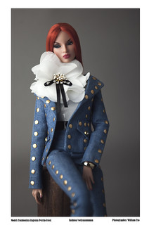 Fashionista Eugenia Perrin-Frost