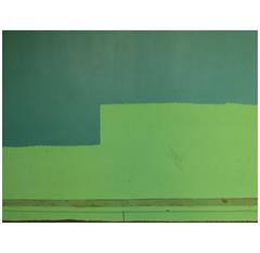 Wall detail (michelle@c) Tags: urban suburban city wall paint green abstract minimalism minimal reference ndestaël tolbiac district parisxiii 2017 michellecourteau