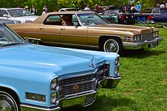 Cadillac Day (3) (AntyDiluvian) Tags: boston massachusetts brookline larzanderson automuseum vintagecars vintageautos vintageautomobiles cadillacday lawn