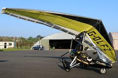 G-OLFZ (GH@BHD) Tags: golfz pegasus pegasusaviation mainair quik quikgt450 newtownardsairfield newtownards ulsterflyingclub microlight flexwing aircraft aviation