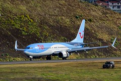 PH-TFC | TUI Airlines Netherlands (ArkeFly) | Boeing 737-8K5 (Boris Samoylenko) Tags: plane planespotting spotting jet aircraft airplane jetliner madeira fnc lpma funchal phtfc tui tuifly netherlands boeing b737 b738 b738w boeing737 boeing737800 boeing7378k5 arke arkefly winglets d5200 nikon nikond5200