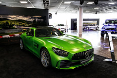 Beast of the Green Hell (Reece Garside | Photography) Tags: mercedes mercedesamg amg amggt amggtr gtr matte green german supercar summer spotter car canon canon6d 6d hypercar history london