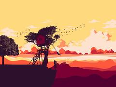 Joy, joy (www.instagram.com/thiagor6/) Tags: arte ilustração design vetor thiagor6 desenho