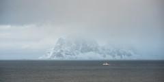 fisher boat 1 (H o g n e) Tags: nordland norway myrland lofoten winter snow boat sea fisherboat landscape ocean explore explored skrei atlanticcod pprowinner