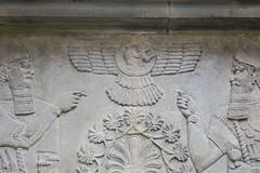 May 10: 103 Assyrian Reliefs (Aquafortis) Tags: art london england museums assyrian