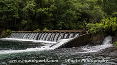 Waterfall (Ponte Photography) Tags: cloudy coruña fragasdoeume galicia river valley waterfall landscape