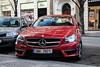 Czech Rep. (Prague) - Mercedes-Benz CLS 63 AMG C218 (PrincepsLS) Tags: czech republic license plate a prague spotting mercedesbenz cls 63 amg c218