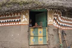 case alaba . Ethiopia (courregesg) Tags: ethiopia ethnic architecture architecturetraditionelle art alaba silté