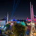 A View of the Tomorrowland Skyline