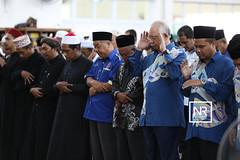 Solat Zohor.Masjid Baharu Temerloh,Pahang.20/4/17
