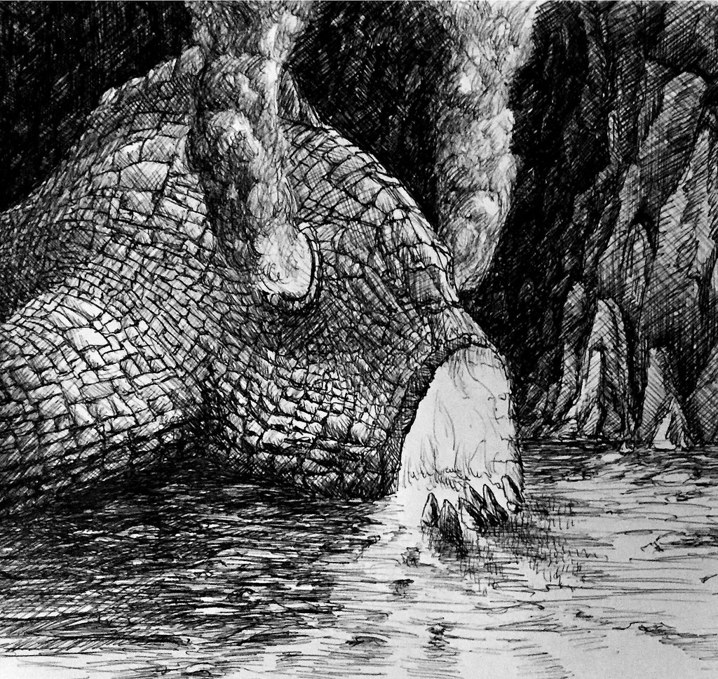 The World's Best Photos of dagon and sketch - Flickr Hive Mind