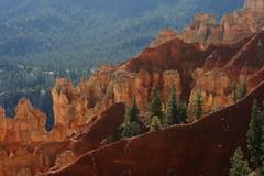 (brian dean bollman) Tags: garfieldcountyut brycecanyonnationalpark sandstone mudstone limestone siltstone claronformation