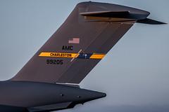 C-17 Globemaster (Popof747) Tags: c17 globemaster beast trump brussels airport 99205 us air force