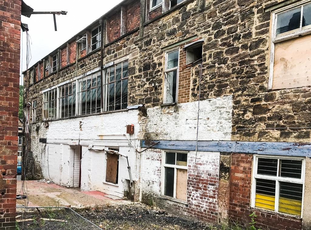 ダーウェント峡谷の工場群の画像 p1_8