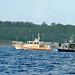 Coast Guard Station Apra Harbor patrols safety zone