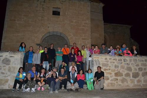 Marcha nocturna de Senderismo por Burgos Fotografia Maria Jesus (6)
