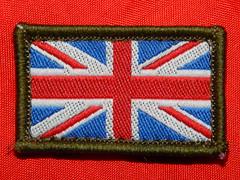 union jack flag (militaria collector) Tags: unionjack unionjackflag britisharmy greatbritain unitedkingdon britisharmypatches