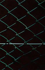 fence (Rosmarie Voegtli) Tags: fence zaun grid netz dark monochrom lowkey dornach abstract