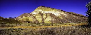 Painted Hills Panorama