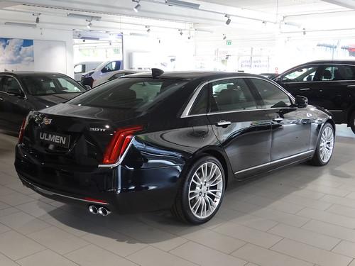 New Cadillac CT6