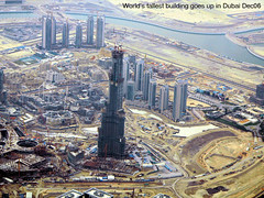 the Burj in 2005 (Pervez 183A) Tags: burjkhalifa tallestbuildingintheworld dubai uae explore skyscraper construction cockpitshot