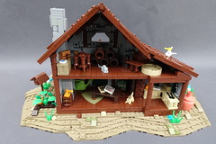Summer Joust Castle Collab: Farm (-Balbo-) Tags: