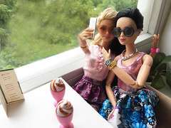 Made to Move Barbie, Fashionistas Glam Luxe Barbie doll (alenamorimo) Tags: barbie barbiedoll doll