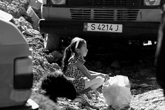 Child's Thoughts, At-Bashy, Kyrgyzstan (fredericvigne) Tags: kyrgyzstan travel silkroad younggirl