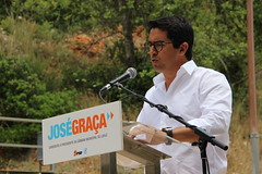 José Matos Rosa em Loulé