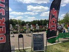 IdS@LLD Star Wars Tage 2017_38 (Bricknator) Tags: imperium der steine angus mcinnes lego star wars rogue one tatooine landingcraft sentinel shuttle ids legoland tage