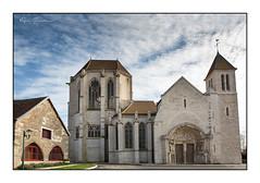 L'abbatiale de Saint-Thibault (Rémi Marchand) Tags: abbatiale saintthibault côtedor bourgogne auxois prieuré eglise monument historique canon 5d mark iii eu